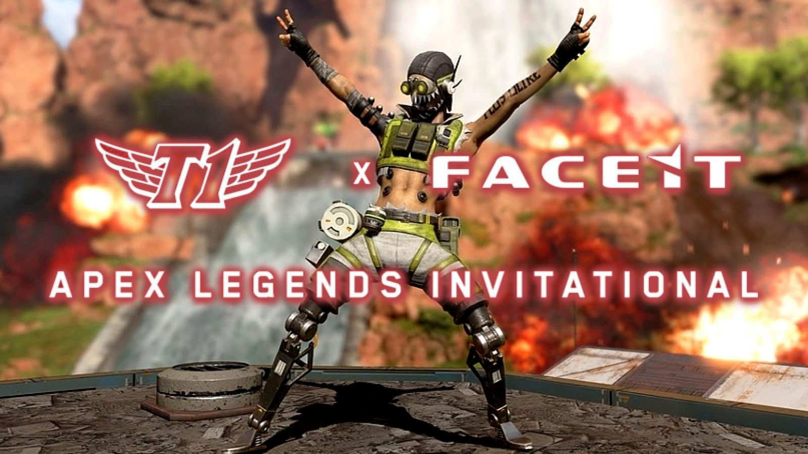 Alt du skal vide om T1 x FACEIT Apex Legends Invitational