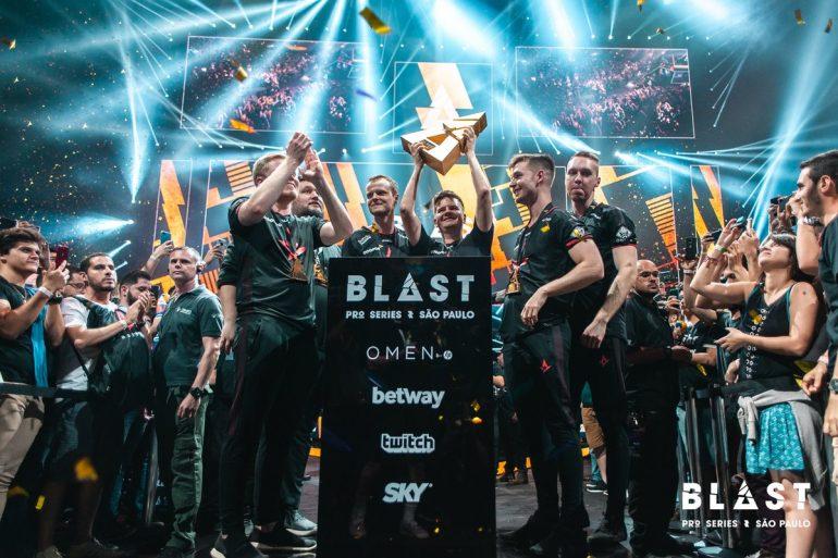 Astralis vinder BLAST Pro Series São Paulo