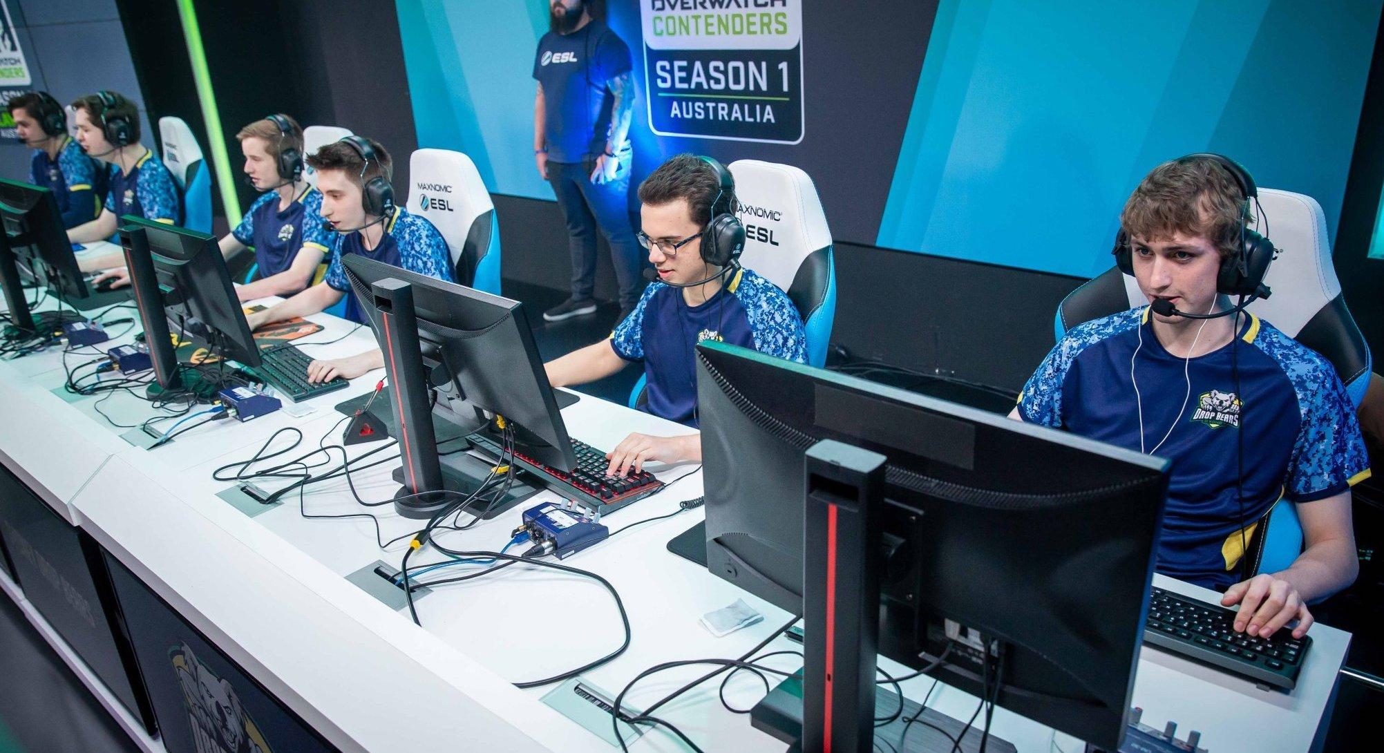 Blank Esports slutter Sydney Drop Bears' win-streak