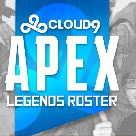 Cloud9 offentliggør deres Apex Legends-hold