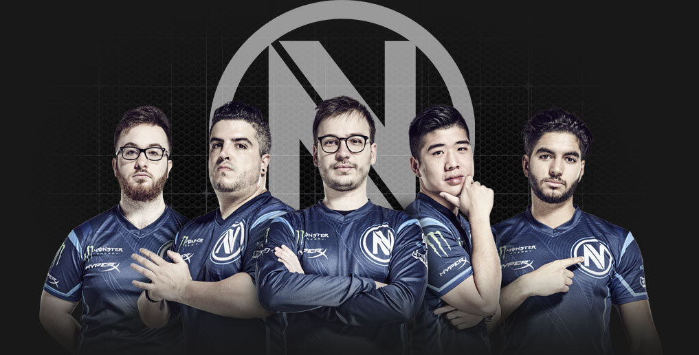 Envy afslører tre nye spillere til deres CS:GO-roster