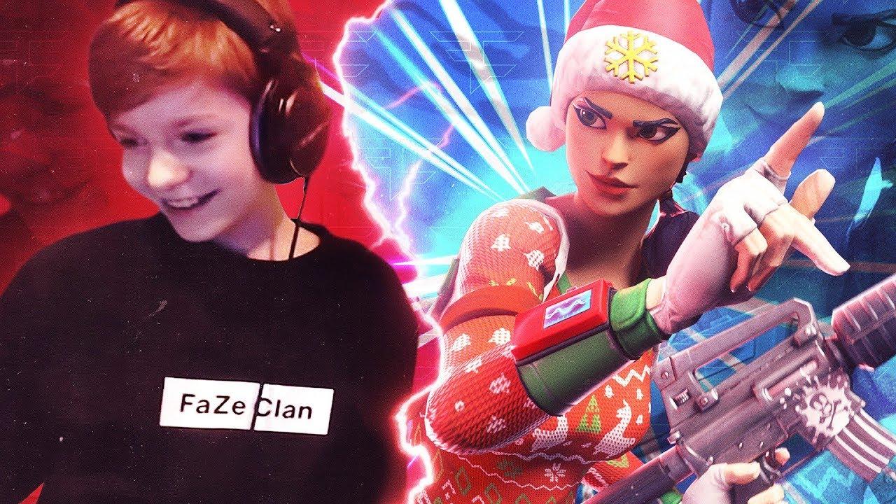 FaZe Clan har skrevet kontrakt med 13-årig Fortnite Pro