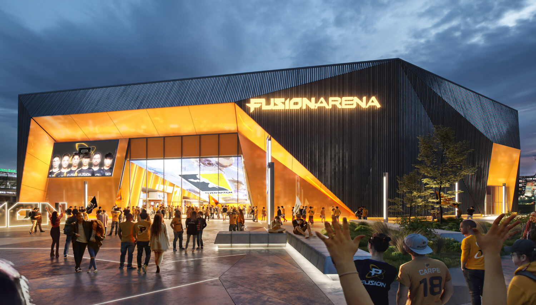 Philadelphia Fusion bygger Fusion Arena til 2021 Overwatch League