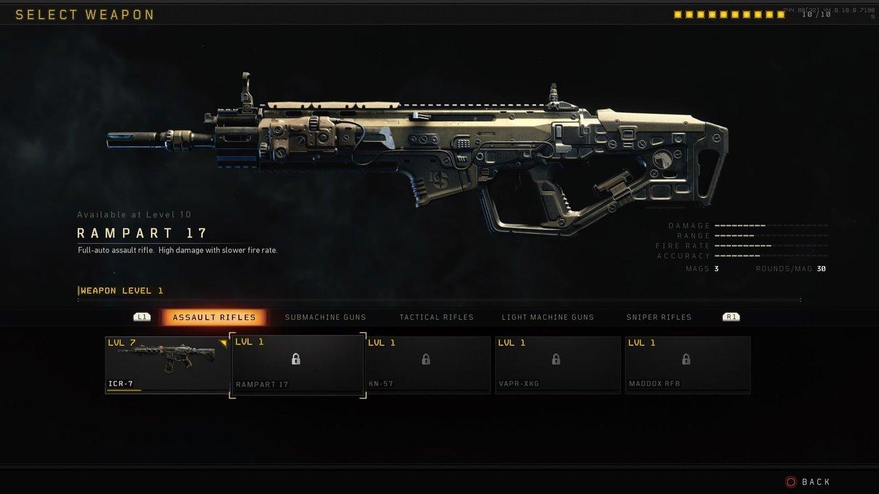 Rampart er blevet nerfed i ny CoD: Black Ops 4-update