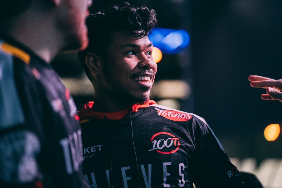 100 Thieves vinder sidste match i CWL Pro League over OpTic