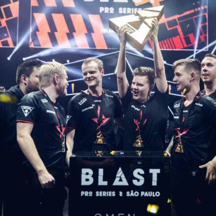 Astralis lægger vejen forbi BLAST Pro Series Madrid
