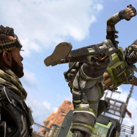 Data-miners har fundet nye våben i Apex Legends' spilfiler
