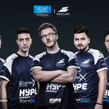 Epsilon skal erstatte OpTic ved Copenhagen Games