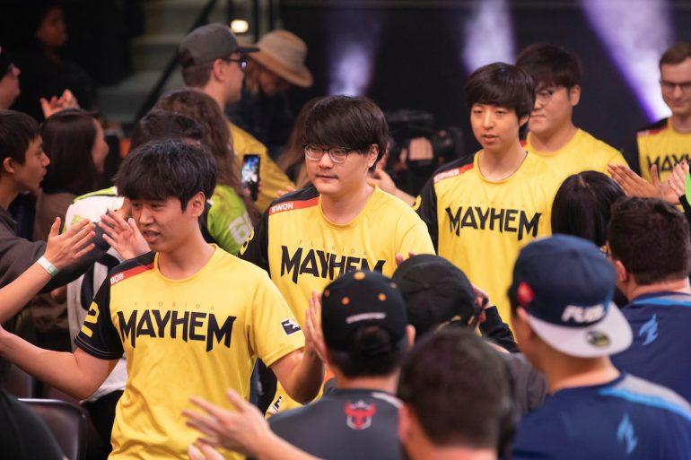 Florida Mayhem vil bygge en koreansk roster
