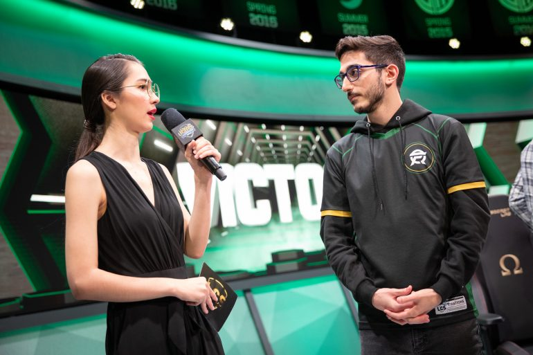 FlyQuests V1per vinder LCS Rookie of the Split i foråret