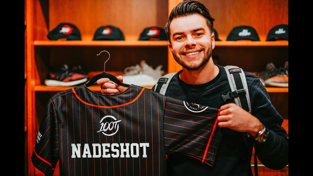 Nadeshot: OpTic Crimsix løj i diskussion OpTic-scrims