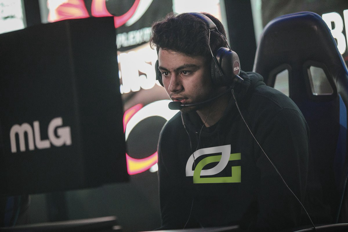 OpTic Gaming slår Enigma6 efter Dashys debut i CWL Pro League