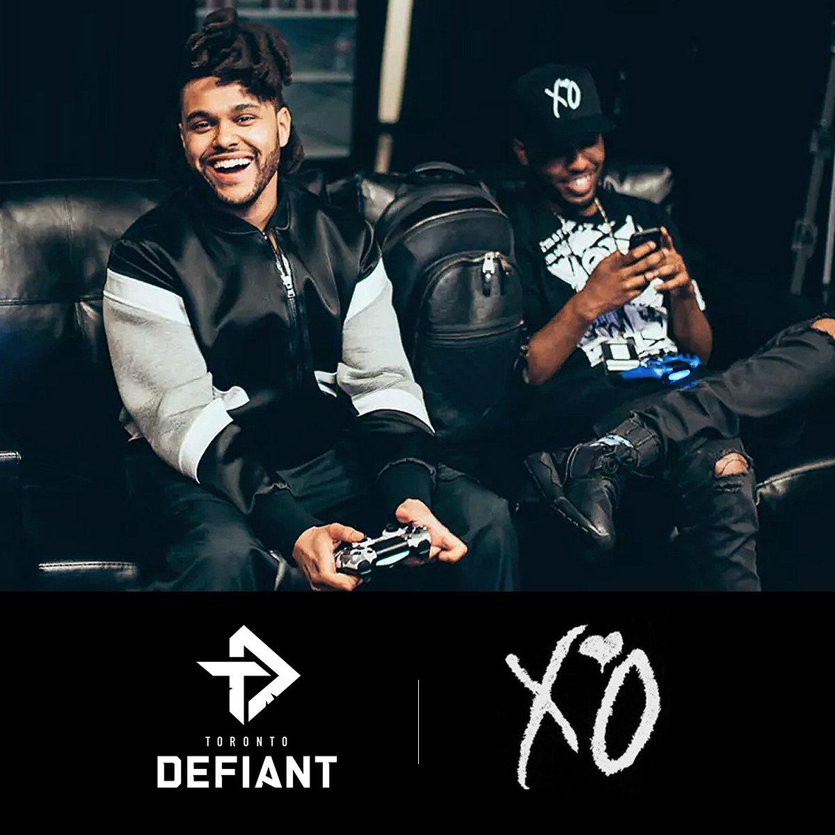 The Weeknd investerer i selskabet bag Splyce og Toronto Defiant