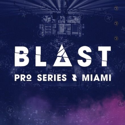 Tidsplan for BLAST Pro Series Miami er fremlagt