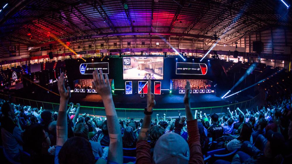 W7M fuldender deltagerliste ved DreamHack Open Rio